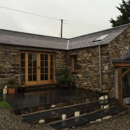 Photo of completed Bethesda Bach barn conversion
