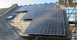 2.25kWp Hyundai solar PV array by Renewable Wrks™