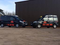 4,6,7&8 Seat Taxis Taunton.