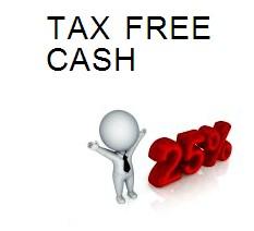 Tax Free Cash