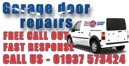 1st 4 Garage Doors free call out