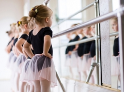 Baby Ballet Classes for Children in Hampstead