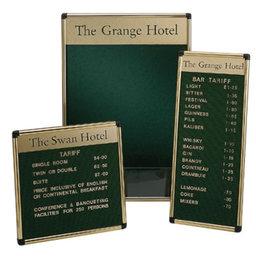 Reception/Foyer Boards