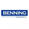 Benning Construction Ltd