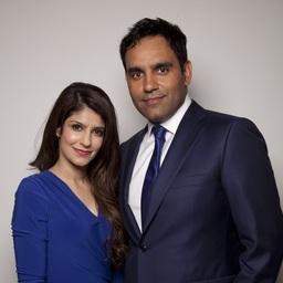 Dr Sach Mohan and Dr Sabika Karim, Revere Clinics