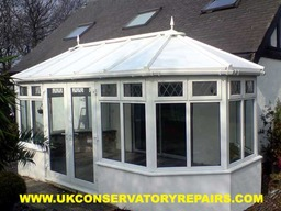 CONSERVATORY CONSTRUCTION AND REPAIR IN WASHINGTON