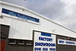 Office Furniture Showroom Glasgow