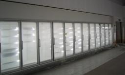Chiller/freezer spraying - Retail