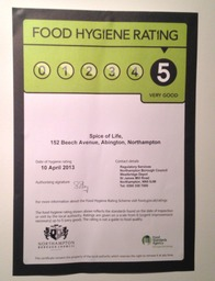 We are proud to have achieved 5STAR