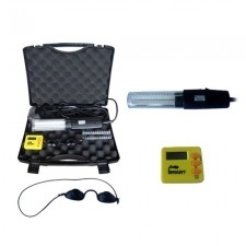 Hand Held Unit With 9W Philips PL01 Narrowband Tube