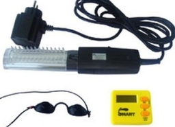 Hand Held UVB Lamp With Philips PL01 Narrowband Tube