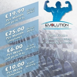 Evolution Flyer