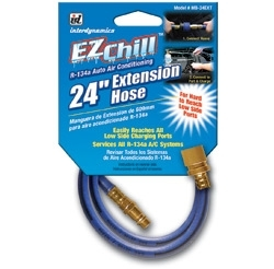 24 Extension hose for trigger dispensors