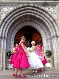 Armagh Cathedral Wedding