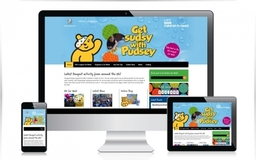 Pudseys Car Wash - We have had an exciting few weeks here at Image+ working alongside Peugeot and Children in Need to design and develop this co branded responsive CMS website for the campaign 'Get Sudsy with Pudsey'.