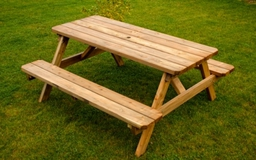 Duchy Timber Classic Picnic Table