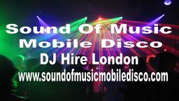 DJ Hire Disco Hire www.soundofmusicmobiledisco.com