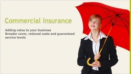 Commercial Insurance from NC Insurance