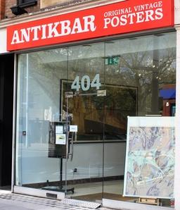 AntikBar Gallery 1