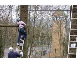 High Ropes / Climbing tower