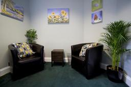 Consulting room at Park House, SN1 5ED