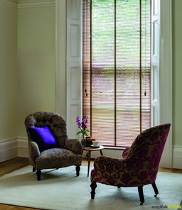 Luxury Taped Wooden Venetian Blinds
