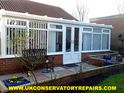CONSERVATORY CONSTRUCTION & REPAIR COUNTY DURHAM