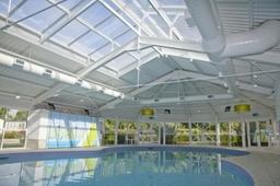 Swimming Pool Roof Weymouth