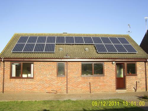 Medoria Solar Ltd 1a Station Lane Thorpe Wakefield
