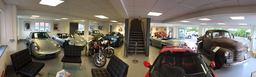 Showroom at Woldside Classic and Sports Car