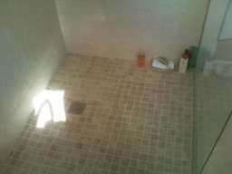 Wetroom Tray