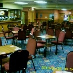 2 FREE Function rooms, if the bars are open, 125 & 225 people according to layout.
