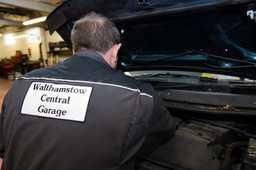 mechanics - walthamstow central garage
