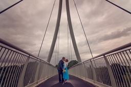 Scunthorpe Wedding Photography Lincolnshire Bridge