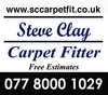Steve Clay, Independent Carpet & Vinyl Fitter