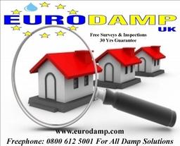 Eurodamp UK - Damp Experts