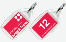 Low cost keyrings : Call us on 020 8863 4411