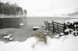 0066 Blea Tarn In Winter