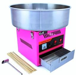 Pink Candy Floss Making Machine