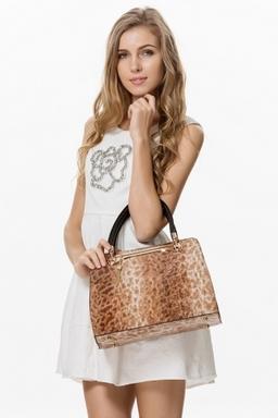 Acess Wholesale cheap handbags leopord print handbags