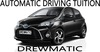 DrewMatic Automatic Driving Tuition