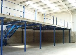Mezzanine flooring Acorn Storage Equipment