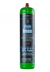 Auto Freeze Car Air conditioning Top Up R134a