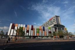 Hampton By Hilton Liverpool John Lennon Airport Exterior
