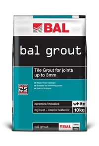 Bal Grout White