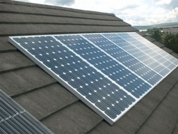 Traditional Solar Panels