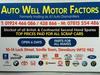 Auto Well Motor Factors