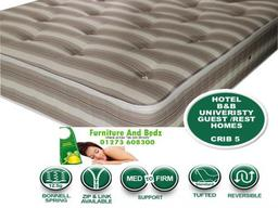 Contract Mattresses, Source 5, Crib 5 mattresses with amazing discount on bulk orders