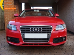 Audi A4 New Shape Fitted With Front Parking Sensors.