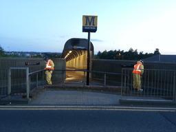 Concrete Cleaning Nexus Metro stations